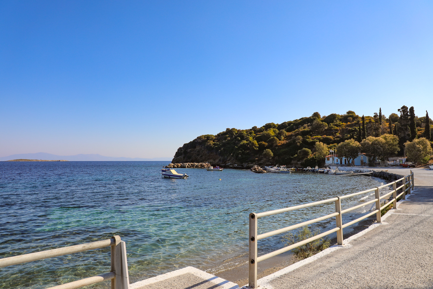 Agia Paraskevi op Samos