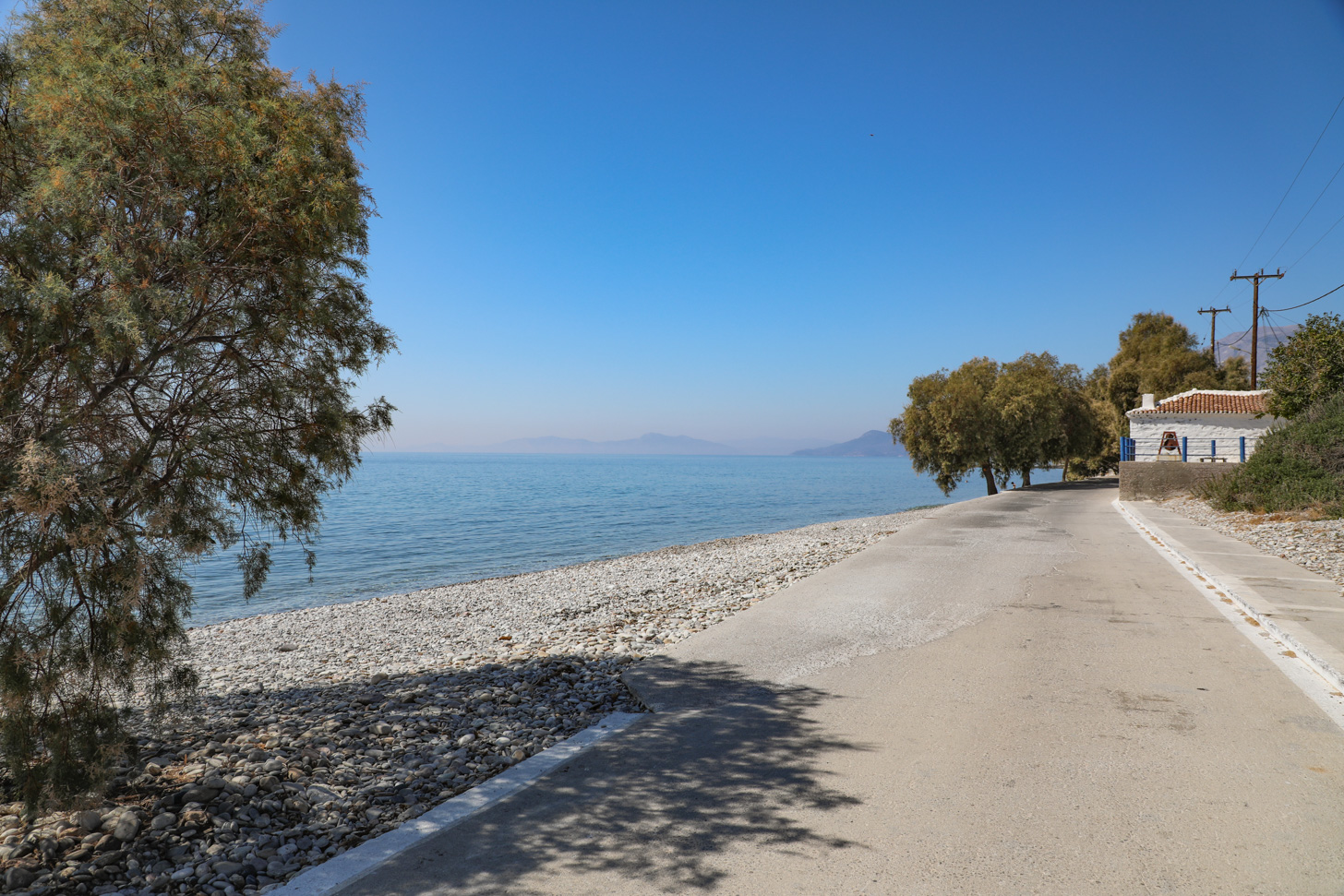 Bálos Beach op Samos