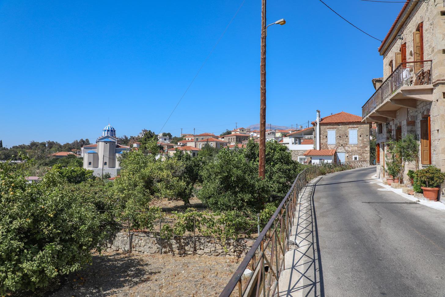 Kouméika op Samos