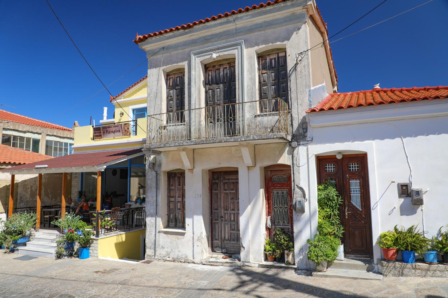 Lekka (Lekas) op Samos