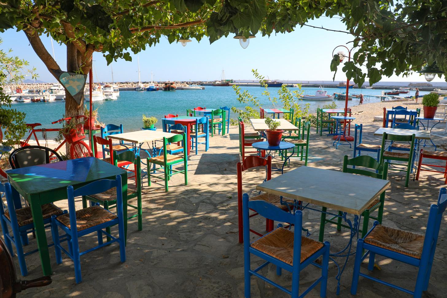 Moros Marathokampos op Samos