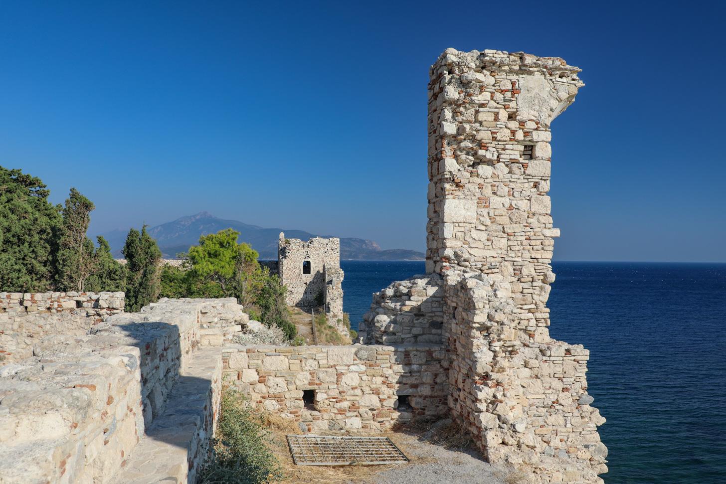 Samos heeft een rijke historie.
