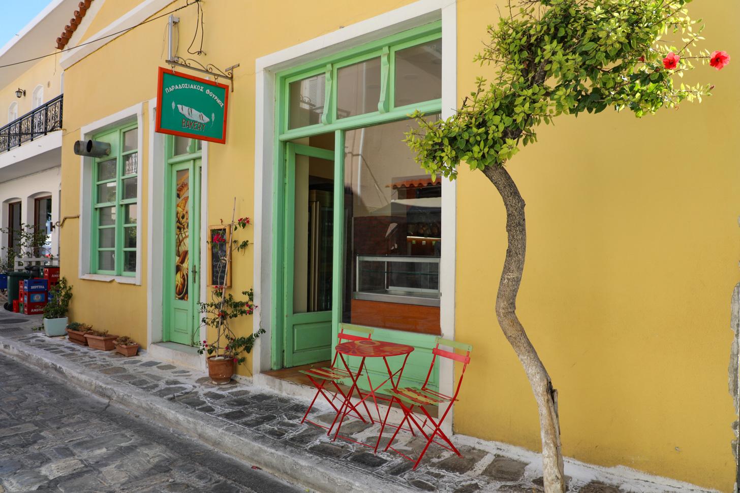 Het prachtige Samos