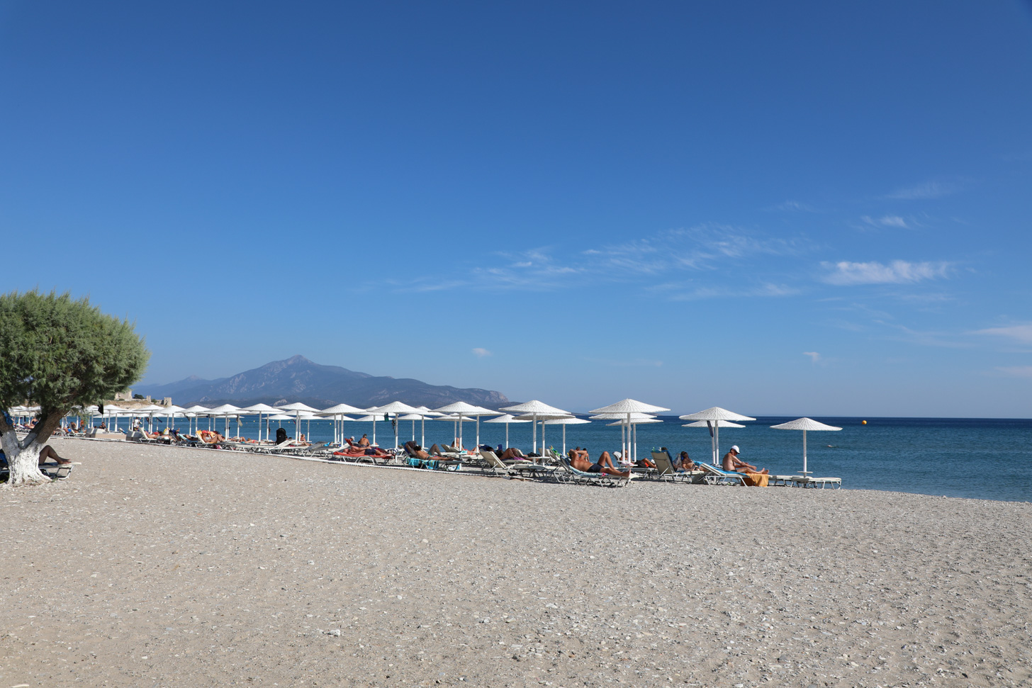 Samos is een heerlijke vakantiebestemming